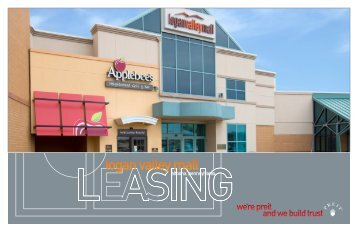 logan valley mall - Pennsylvania Real Estate Investment Trust