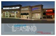 gadsden mall - Pennsylvania Real Estate Investment Trust