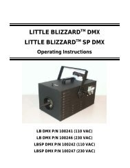 Little Blizzard DMX.pdf - Fives