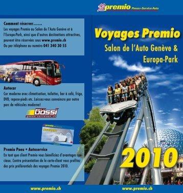 Voyages Premio