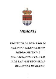 Memoria Laguna de Duero.pdf - Premio Conama