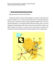 Memoria El Carpio.pdf - Premio Conama
