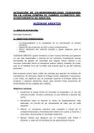 Memoria Areatza.pdf - Premio Conama
