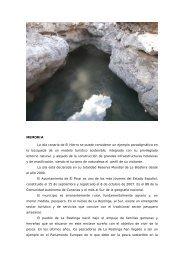 MEMORIA La isla canaria de El Hierro se puede ... - Premio Conama
