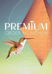 PREMIUM ORDER MUNICH Exhibitors Catalogue
