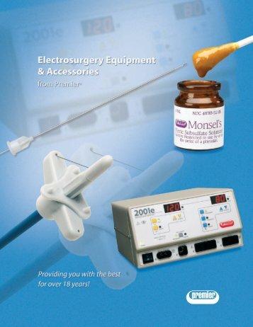 Electrosurg. Bro. 6/04 - Premier Dental