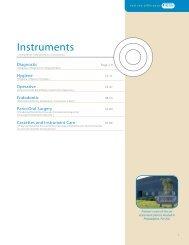 Instruments - Premier Dental