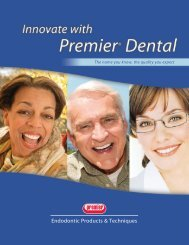 Endo Brochure - Premier Dental