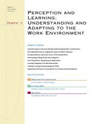 Perception and Learning: Understanding and Adapting to ... - Pearson