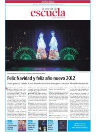 Suplemento del 21/12/2011 - Prensa-Escuela