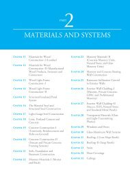 MATERIALS AND SYSTEMS