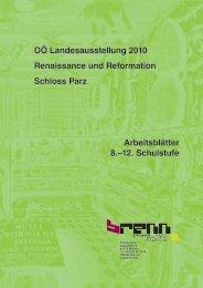 Arbeitsblätter 8.-12. Schulstufe - prenn_punkt