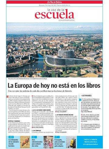 Suplemento del 09/05/2012 - Prensa-Escuela