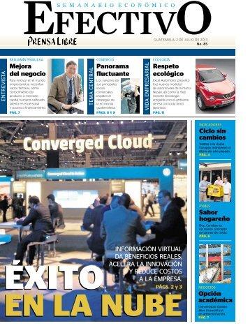 Efectivo - Prensa Libre