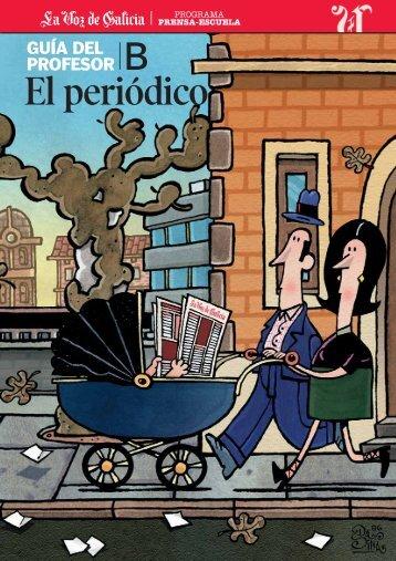 Guía del profesor B y C - Prensa-Escuela