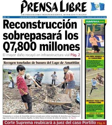 Corte Suprema reubicará a juez del caso Portillo - Prensa Libre