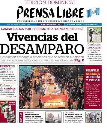 PDF 18112012 - Prensa Libre