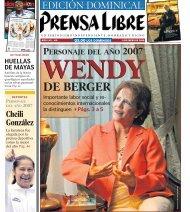DE BERGER - Prensa Libre
