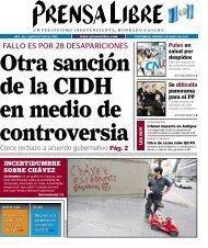 PDF 04012013 - Prensa Libre