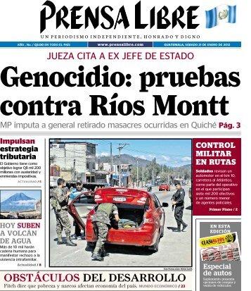 PDF 20012012 - Prensa Libre