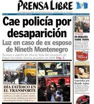 Luzencasodeexesposo deNinethMontenegro - Prensa Libre
