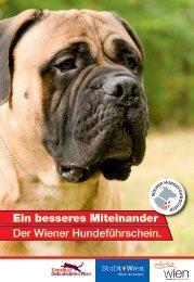 Ein besseres Miteinander Der Wiener Hundef