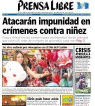 CRISIS - Prensa Libre