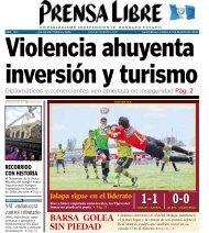 BARSA GOLEA SIN PIEDAD - Prensa Libre