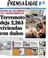 PDF 09112012 - Prensa Libre