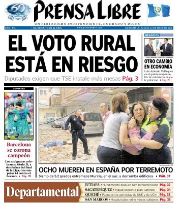 realizado - Prensa Libre