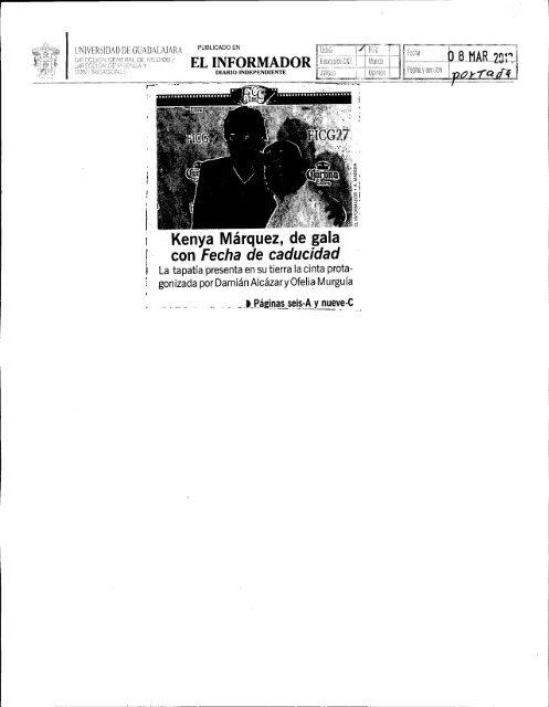 Kenya Márquez De Gala Prensa Y Comunicaciones
