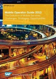 Mobile Operator Guide 2013 - Prepaid MVNO