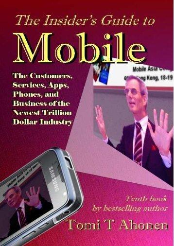 Insiders Guide To Mobile – Free Edition- Pre-Release - Prepaid MVNO