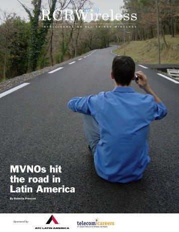 MVNOs hit the road in Latin America - Prepaid MVNO