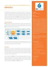 Case Study - 6GMobile - Comarch - Knowledge Center