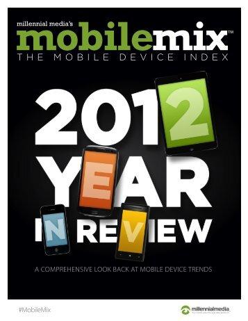 Millennial Media Mobilemix Feb 2013 - Prepaid MVNO