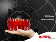 Resi Group Profile - Prepaid MVNO