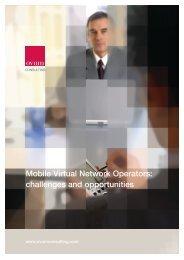 Ovum Consulting – MVN - Prepaid MVNO