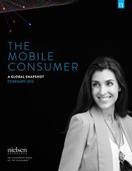 The Mobile ConsuMer: A GlobAl snApshoT - Prepaid MVNO