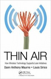 Thin Air: How Wireless Technology Supports Lean ... - Prepaid MVNO