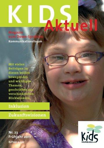 KIDS Aktuell Magazin Zum Down-Syndrom ... - preprintmedia.de