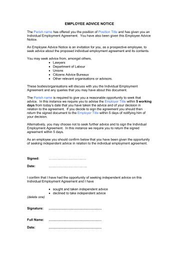 Sample Deal MemoEmployment Agreement For    Net