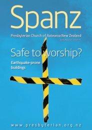 here. - Presbyterian Church of Aotearoa New Zealand