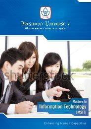 [PU] Brosur IT S2.ai - President University