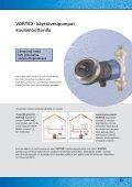 VORTEX- käyttövesipumput - Deutsche Vortex Gmbh & Co. KG - Page 2