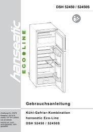 Gebrauchsanleitung - Quelle