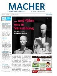 MACHER - Ausgabe 06/2014