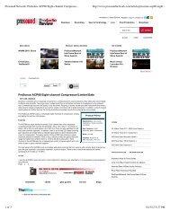 Prosound Network ACP88 review - PreSonus