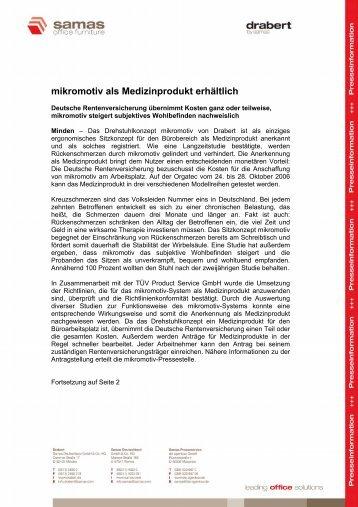 mikromotiv von Drabert - Press1