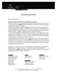 Autunno & Inverno 2012/13 - Pressarea.eu